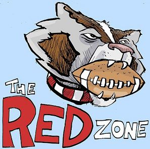 Red Zone Podcast Preview Logo