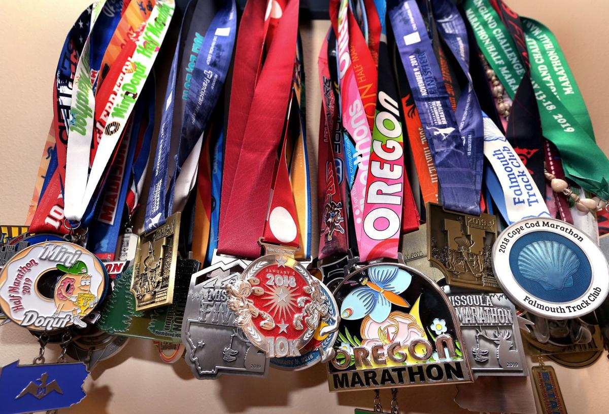 Fifty Marathons