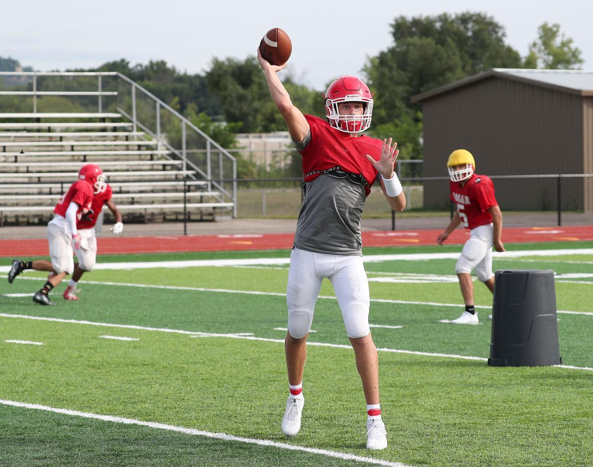High school football preview: Matt Escher takes over under center for La Crosse Logan