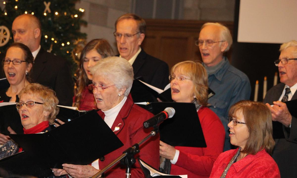 Seasonal singers