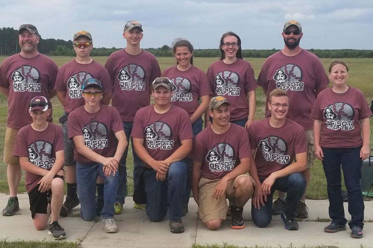 De Soto trap shooting team