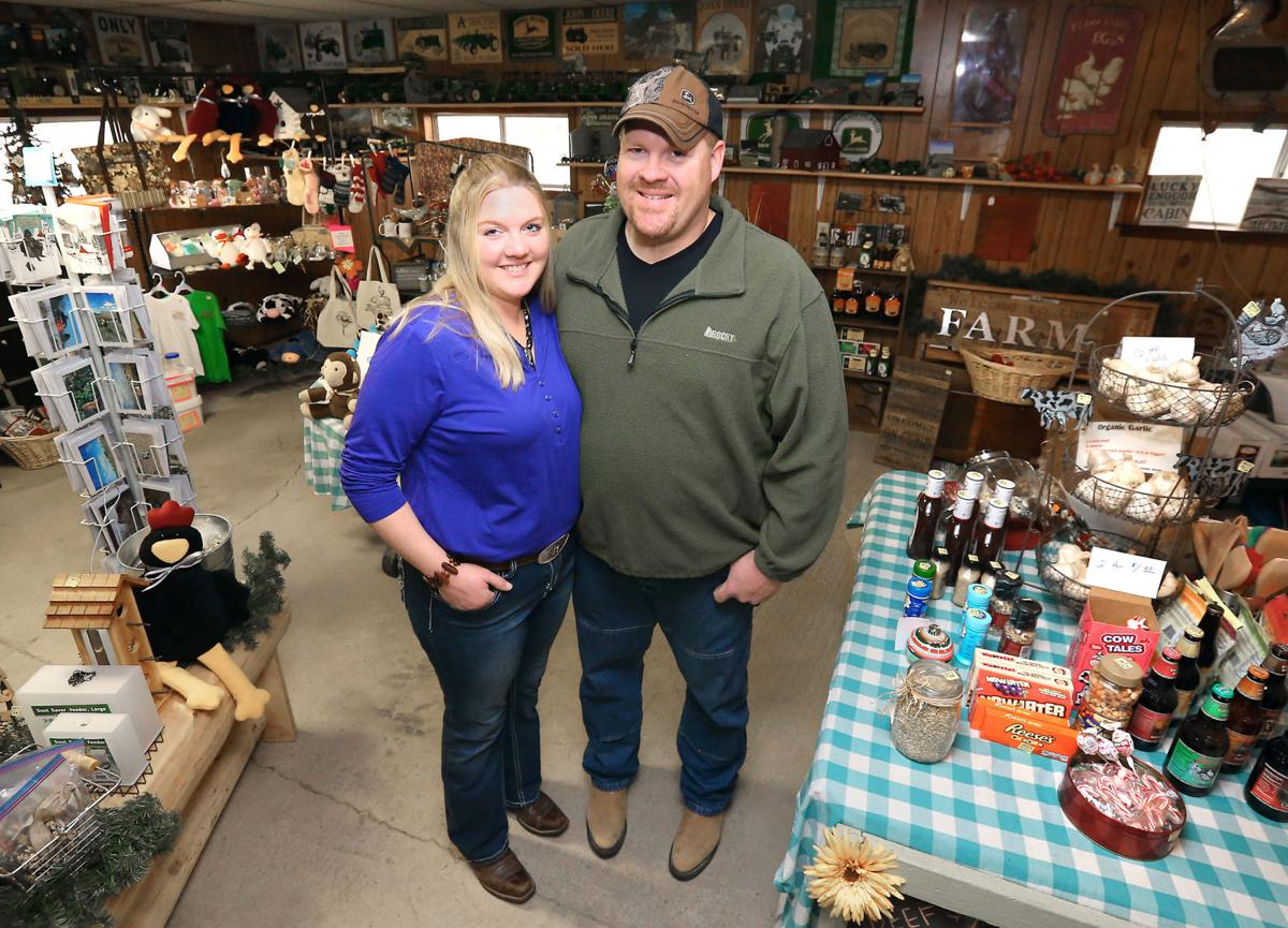 Rural Westby couple opens country store on their farm