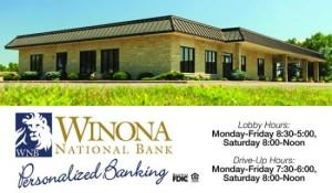 East Office Location - Winona National Bank