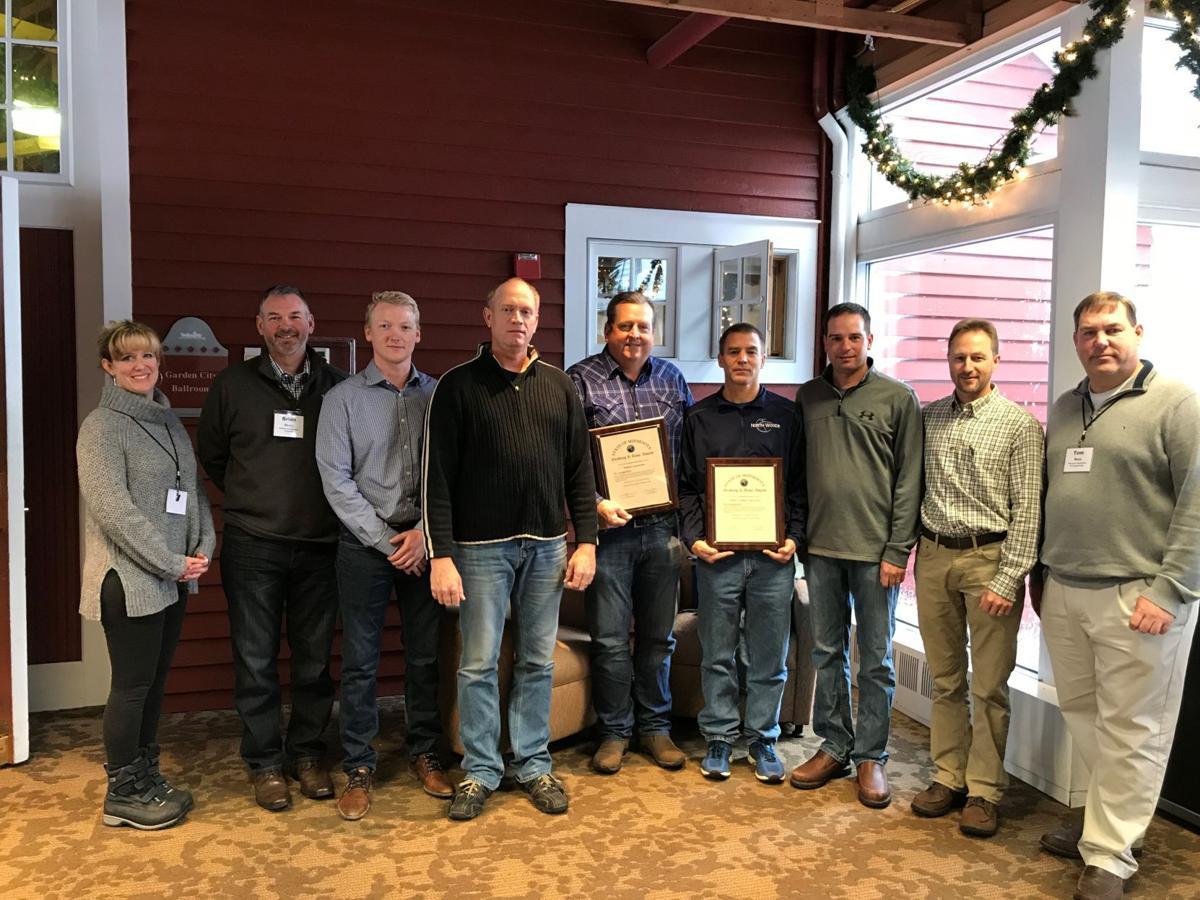 Hoffman Construction receives Minnesota DOT 2017 Outstanding Performance Award