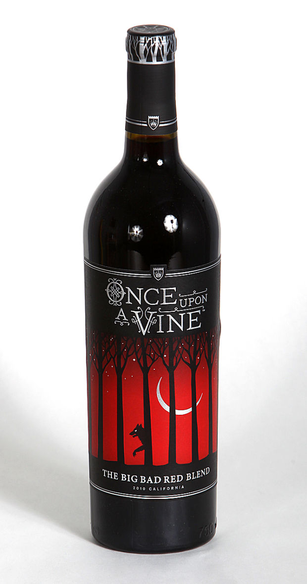 Wine Of The Week Once Upon A Vine The Big Bad Red Blend 2010
