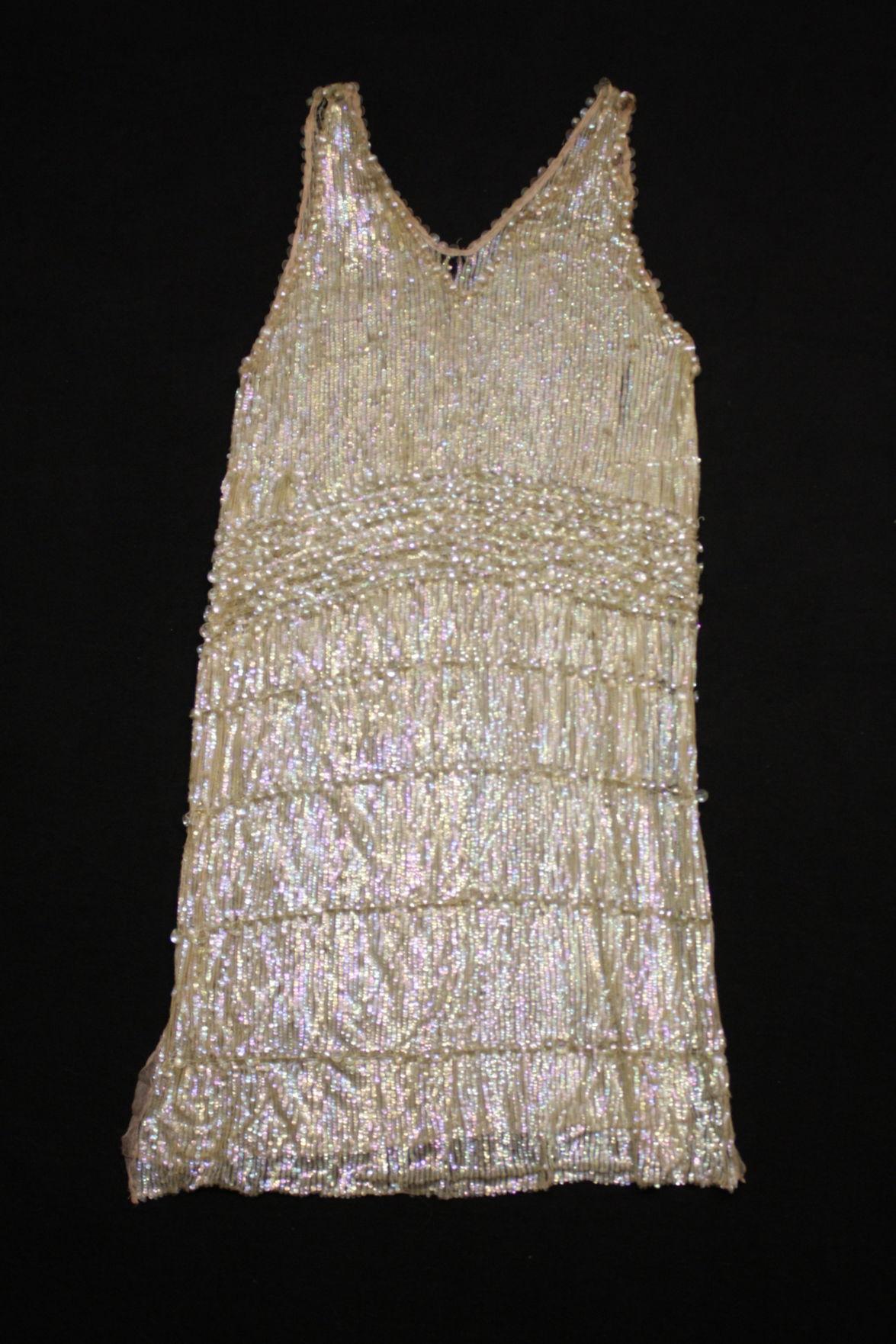 Things that Matter: 1920s flapper dress