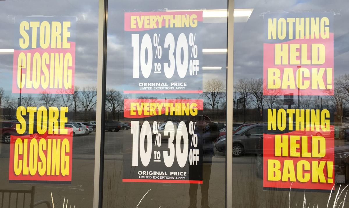 Shopko closing signs