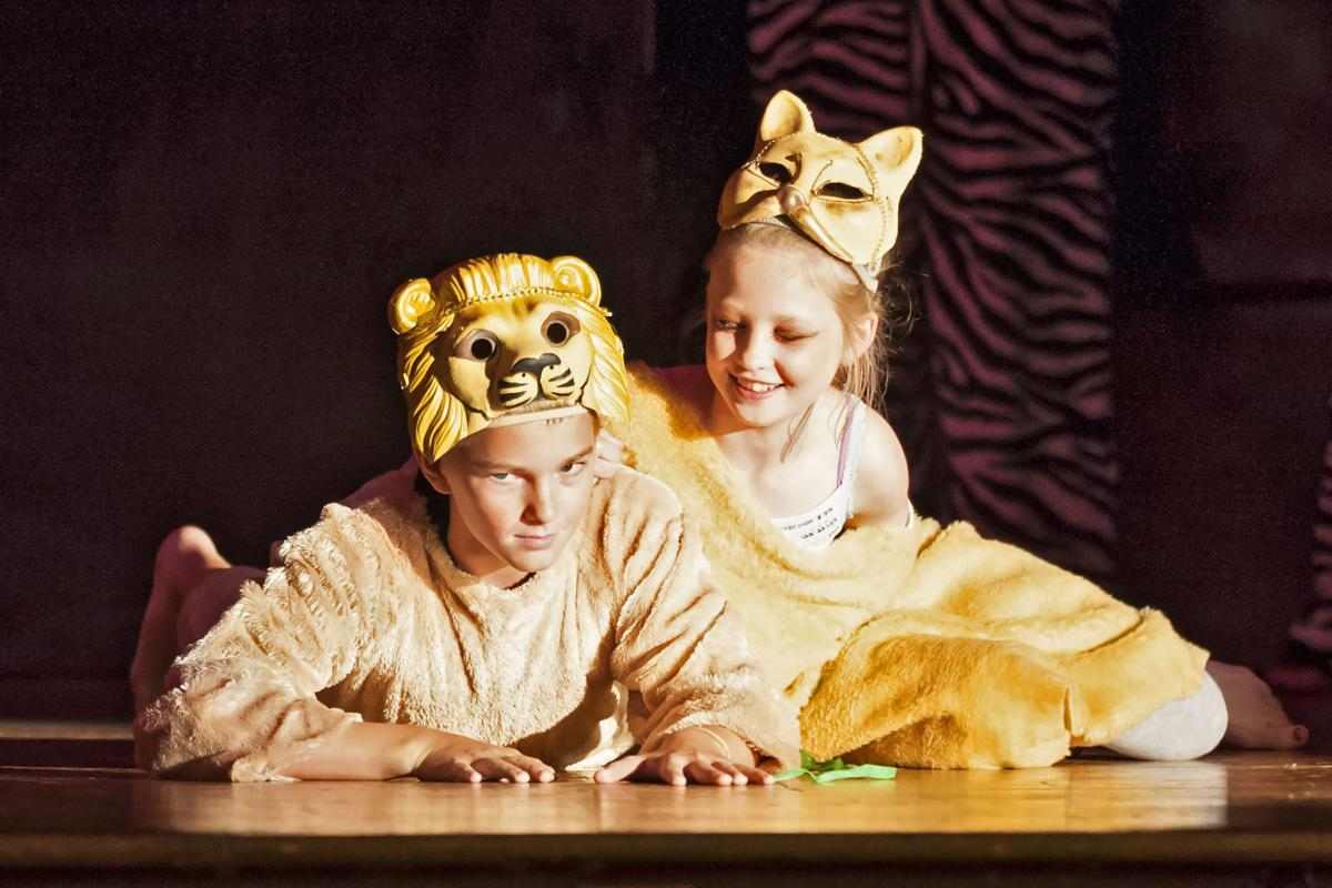 Westby Middle School Performs Lion King Jr The Musical Westbytimes Lacrossetribune Com
