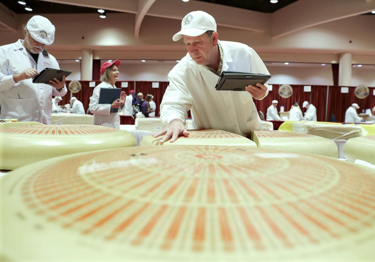 World Championship Cheese Contest