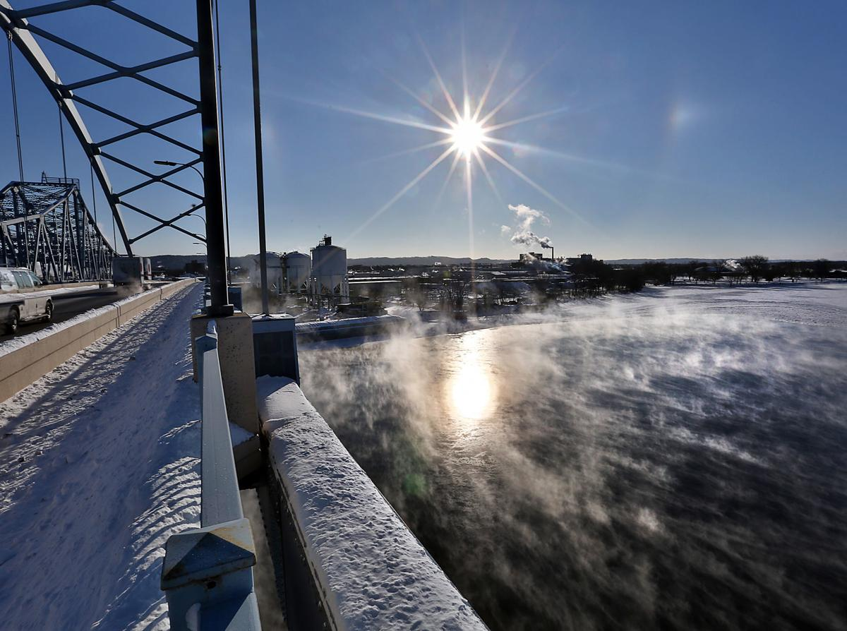 Jan. 25: Cass Street Bridge