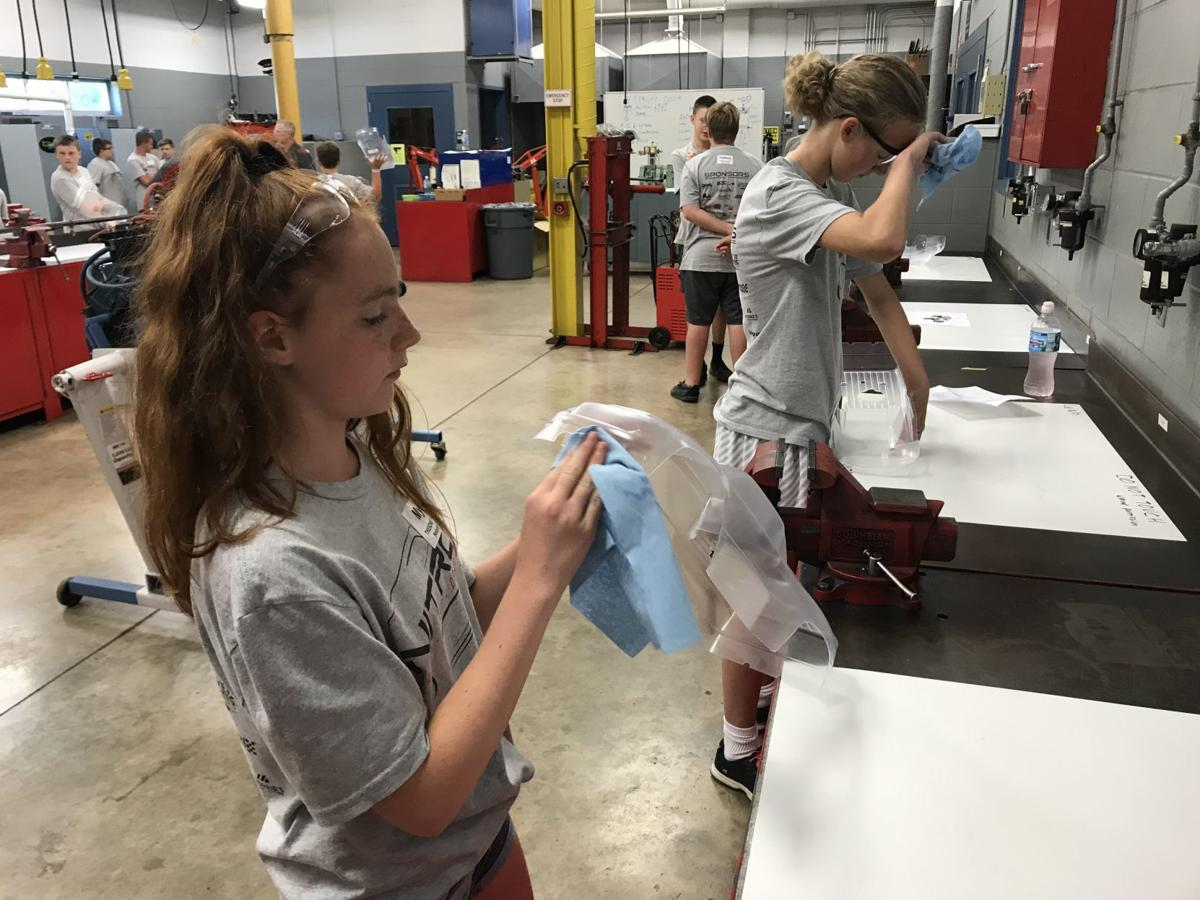 Western Technical College summer camp gives students crash