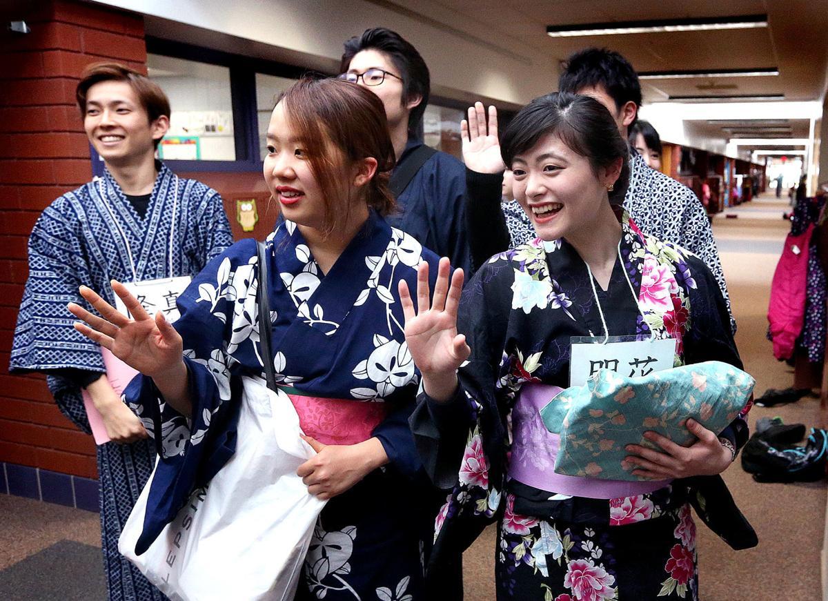 Japanese Education Students