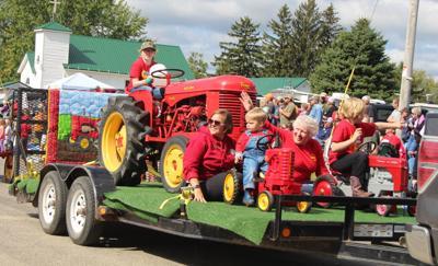 Future tractor drivers