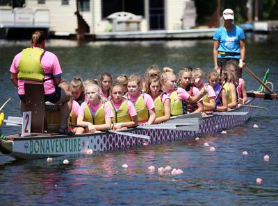 Big Blue Dragon Boat Races