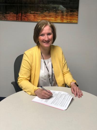 La Crosse County Health Department Director Audra Martine