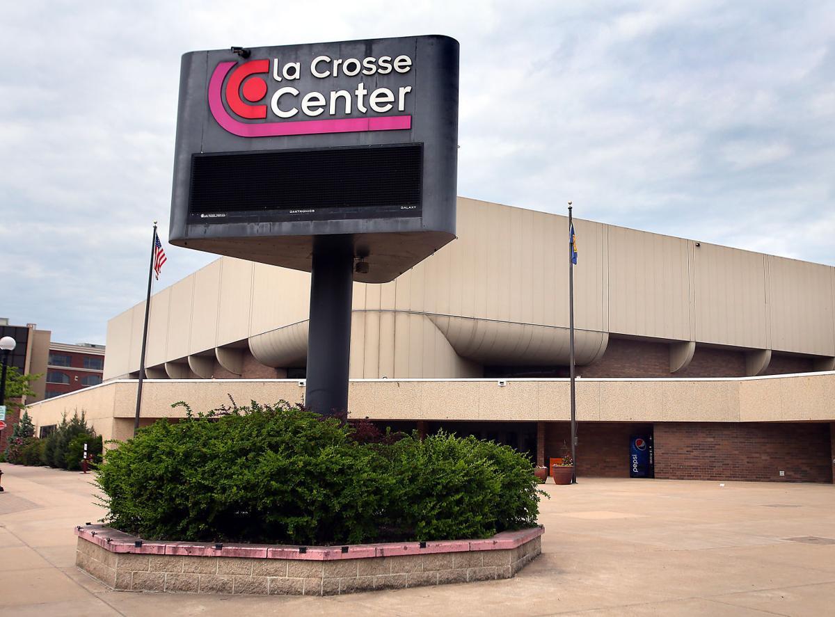FILE -- La Crosse Center
