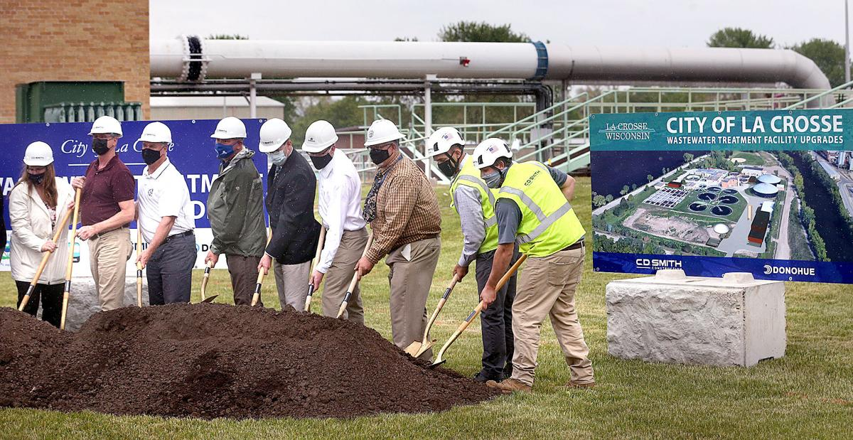 Wastewater treatment upgrades