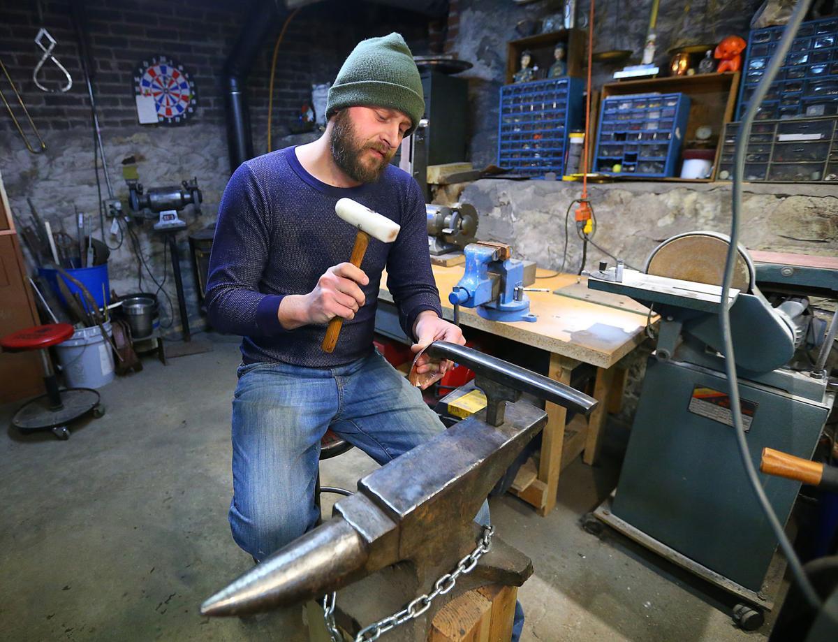 Metalsmith Adam Oldre