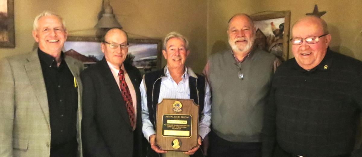 Horman Honored