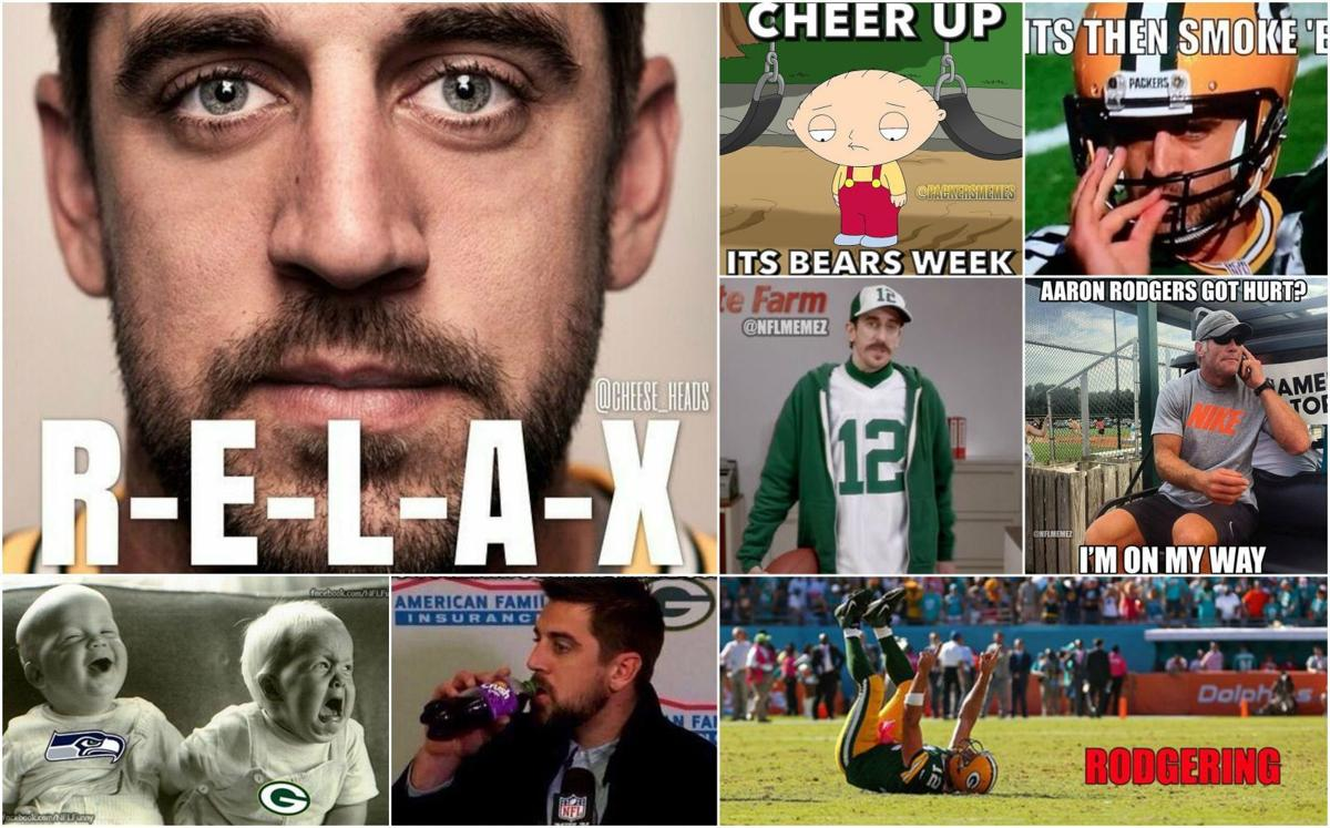 Recap The Packers 2014 Season In Internet Memes Football