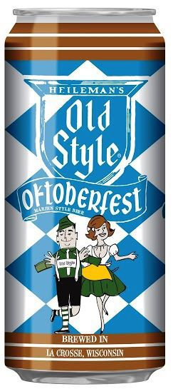 Old Style Oktoberfest can