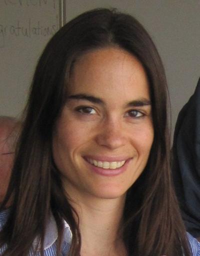 Caroline Gregerson, La Crosse community development administrator