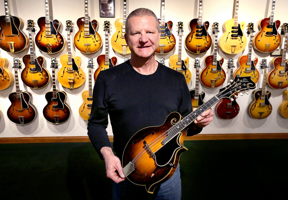 Six figure mandolin at center of court case now for sale | Local