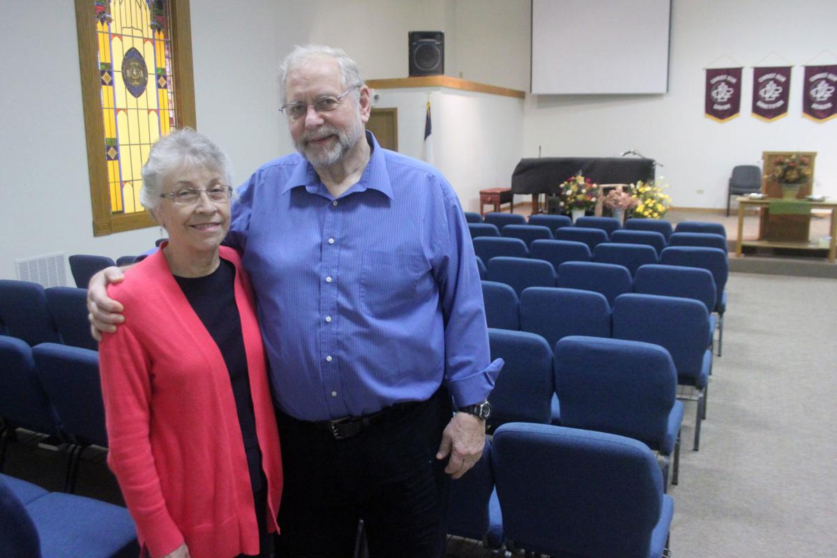 Jaderston retires after 32 years from Melrose Alliance Church
