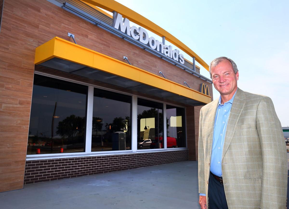 George Street McDonald's opens with latest design, technology
