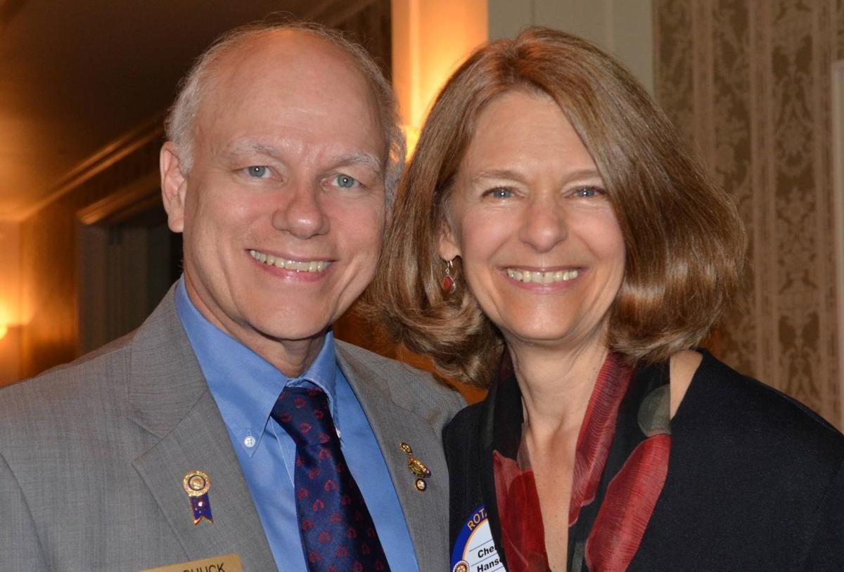 Charles and Cheryl Hanson