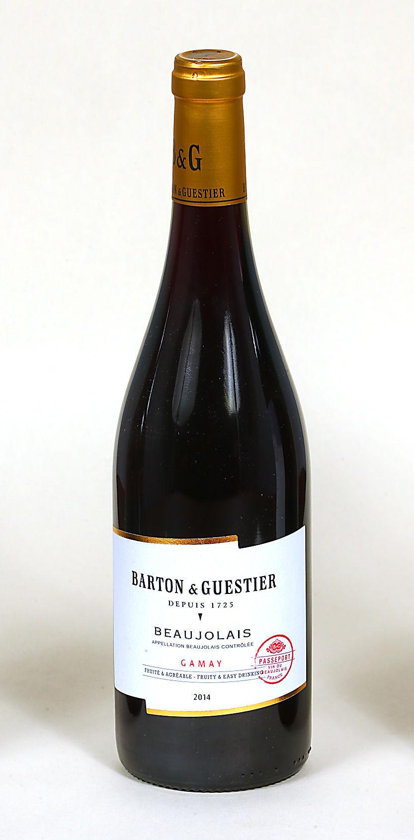 Wine Barton & Guestier