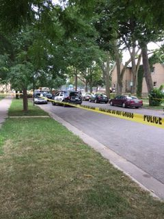 La Crosse police officers shoot man officers say stole SUV with toddler inside