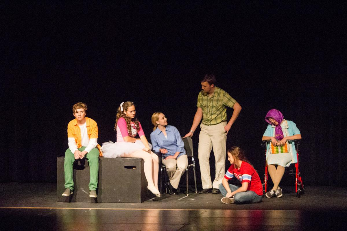 Holmen, West Salem move ahead in one-act contest with absurd