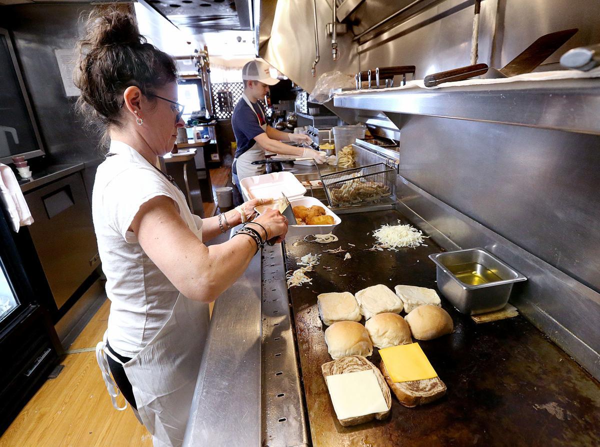 Rosie's Cafe in La Crosse