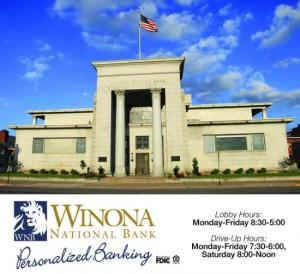 Downtown Location - Winona National Bank