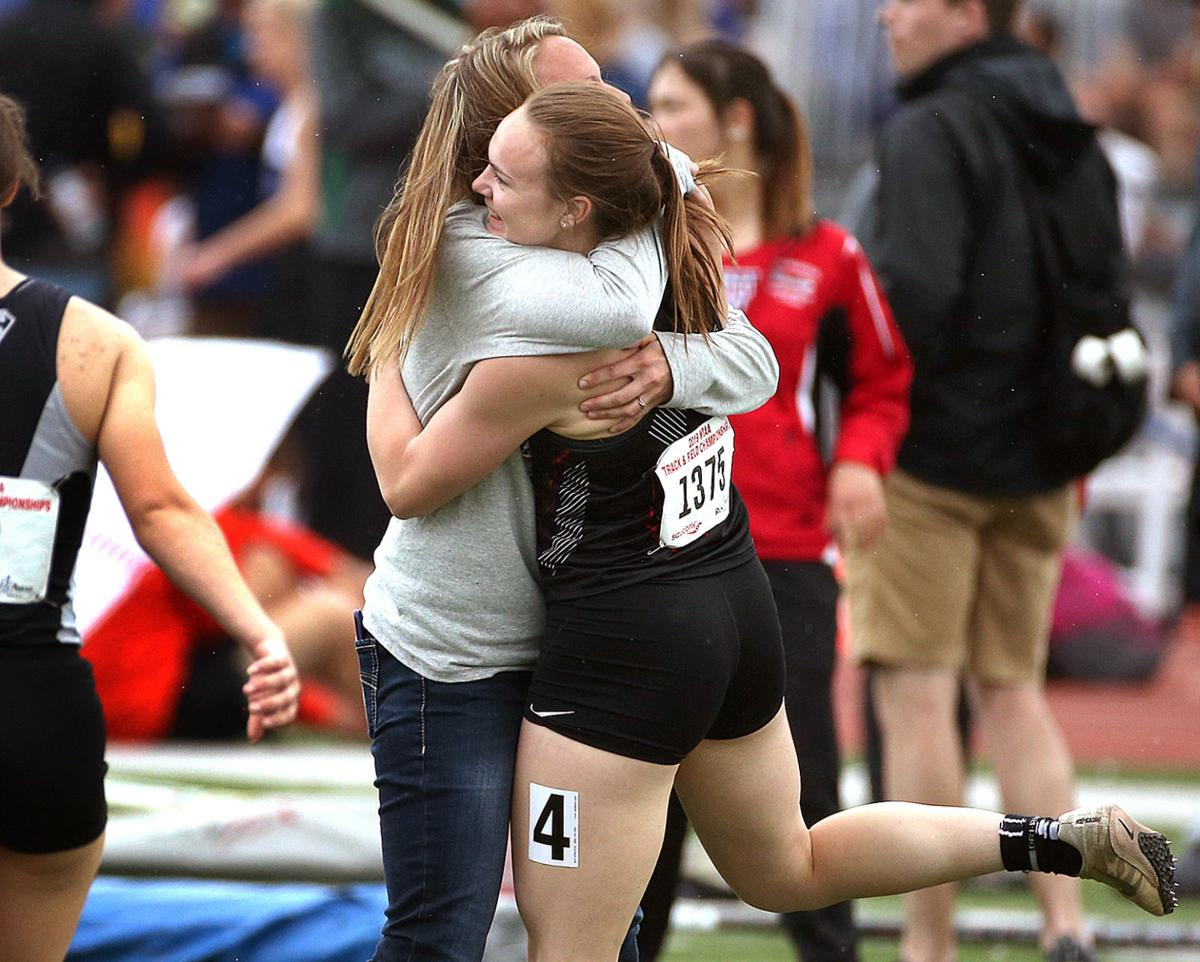 Saturday: WIAA state track and field meet