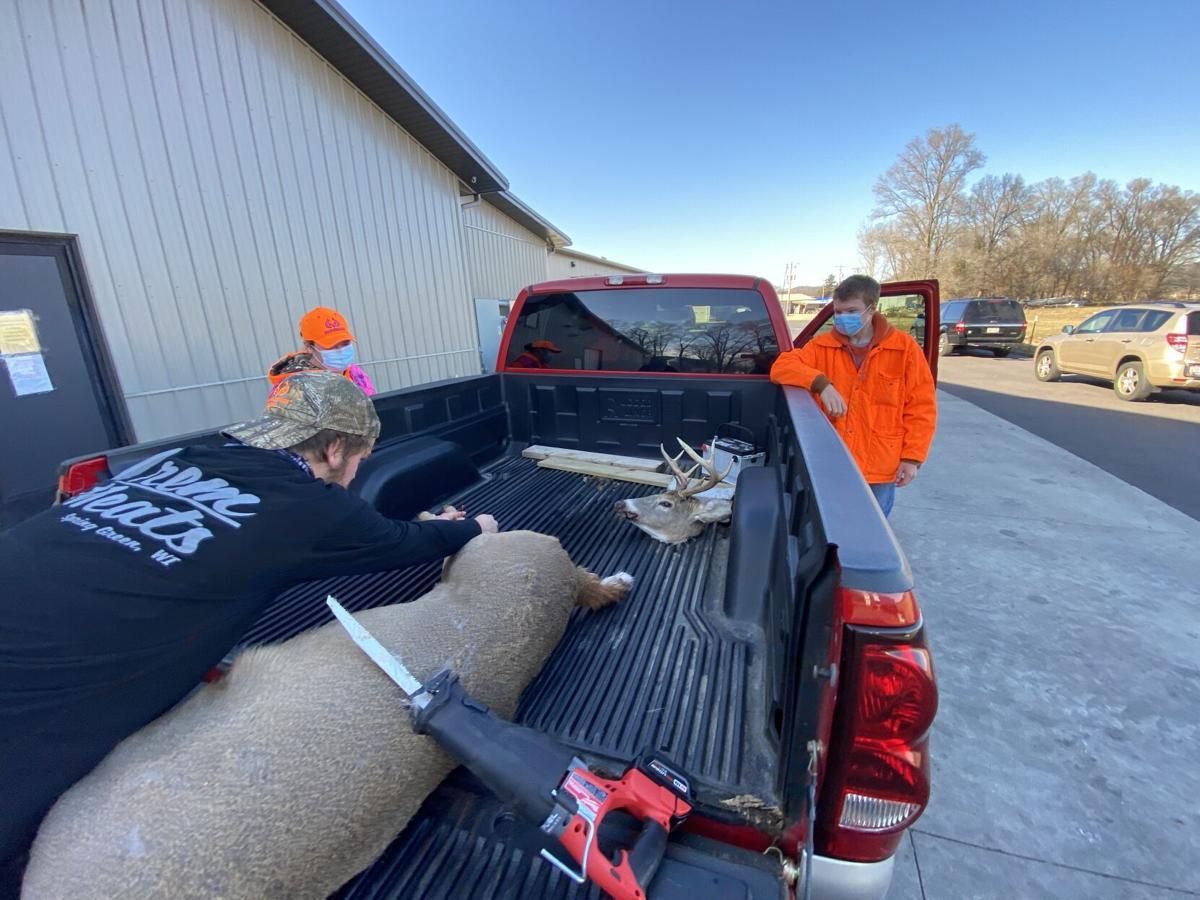 Deer season opener 2020