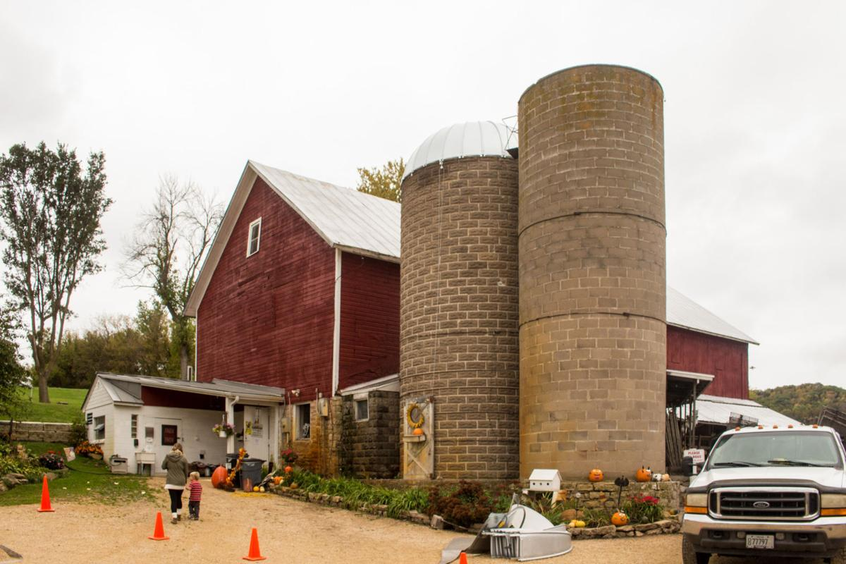 Clearwater Farm Silo renovation