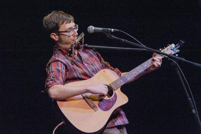 Johnson brings song-a-day talents to La Crosse