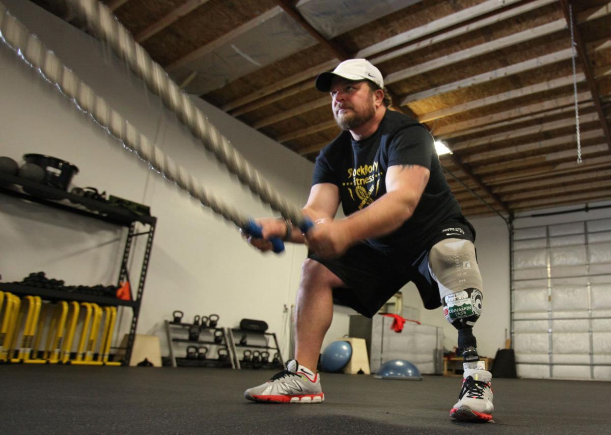 Improved prosthetics offer options for active veterans