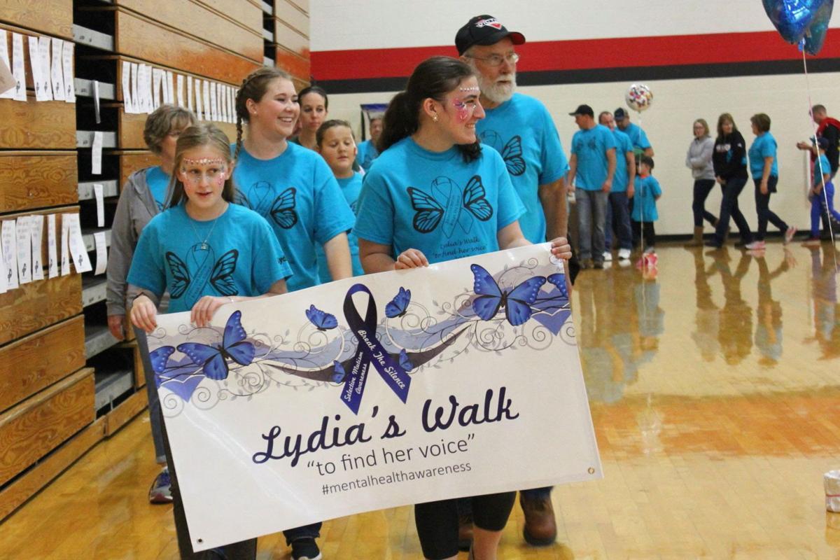 Lydia's Walk 1