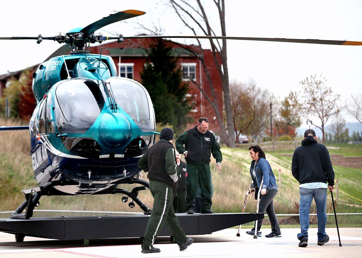 Gundersen Trauma Chopper
