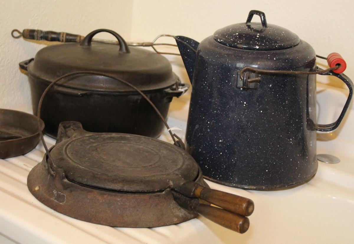 Old-fashioned cookware