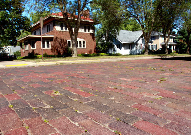 Hometown Icon: Brick streets