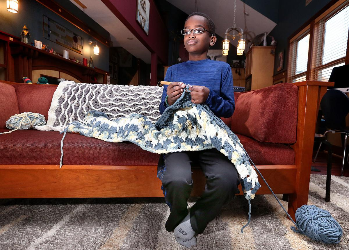 Crochet Prodigy 1