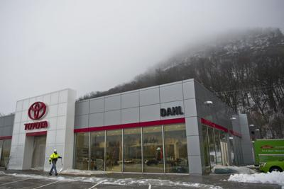 Dahl Expansion Hits Milestone Toyota Dealership To Open