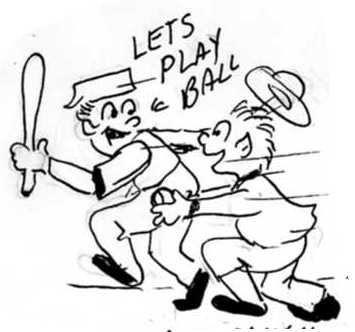 Baseball Artwork