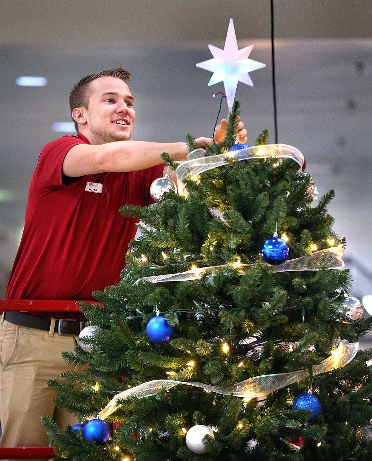 Angel Giving Tree