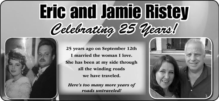 Eric and Jamie Ristey