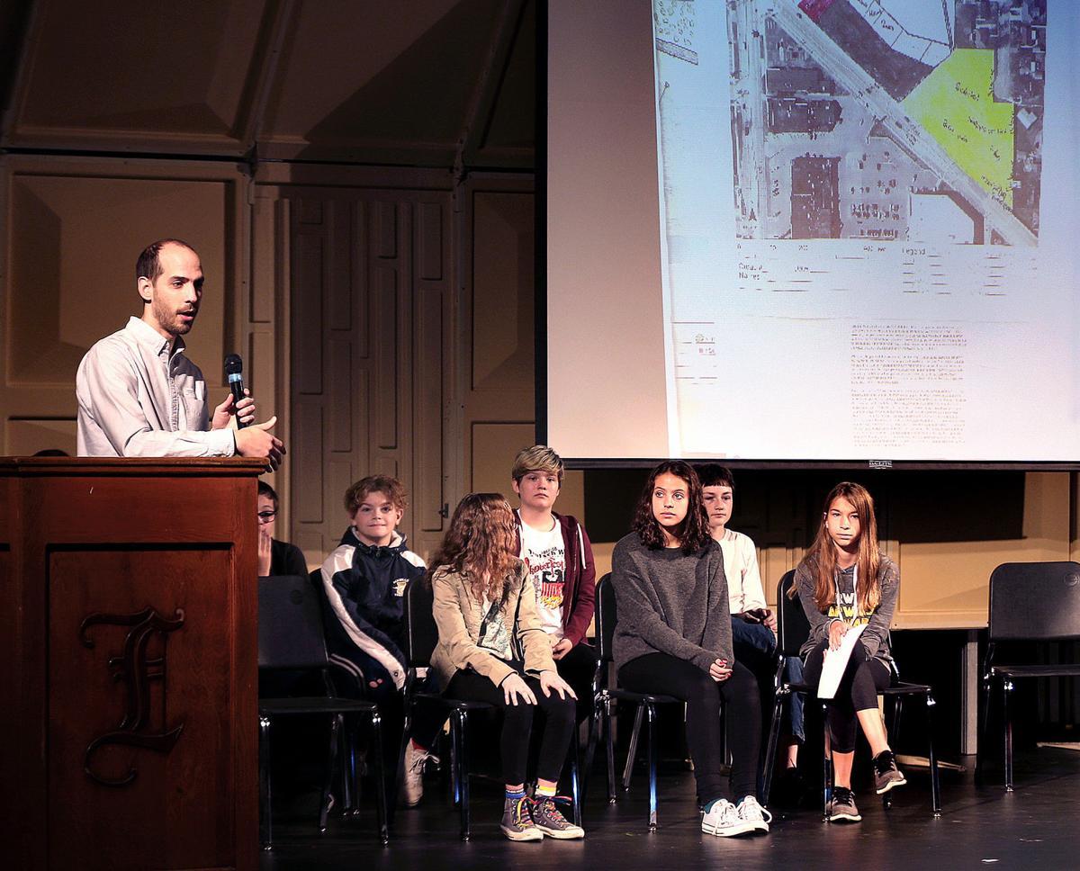 Student Urban Planners